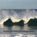 Çocuklar için eğlenceli gerçekler: Denizde dalga