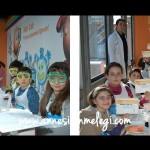 Çocuklar için Ücretsiz Etkinlik:  Çocuklar İstanbul Modern'de KIDS' LAB ile Kimyayı eğlenerek öğreniyorlar!