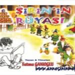 Ücretsiz Çocuk Tiyatrosu Türkan Saylan Kültür Merkezi Şirin'in Rüyası